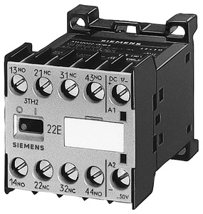Contactor relay DC24V 2S2OE 3TH20
