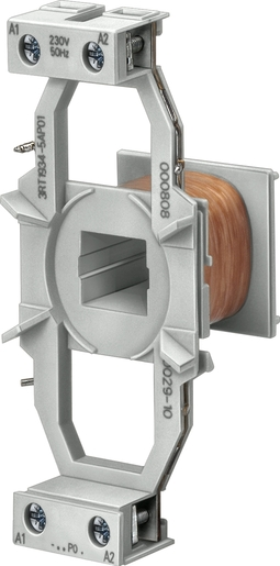 Magnet coil for contactors