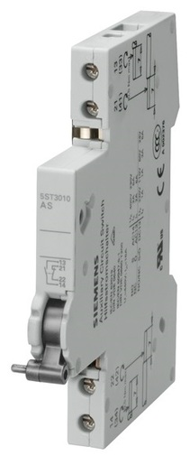 Aux. switches 1NO+1NC f. circuit breaker