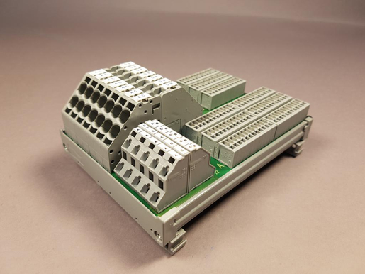 Routing-terminal strip UIC-EP-541