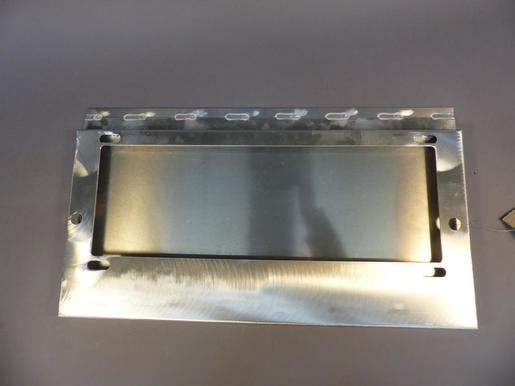 Battery box - Cover plate