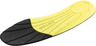 Insoles, grey/yellow Ortho-Soft ESD LOW 45
