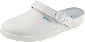 Professional clogs, white 77021, OB 41