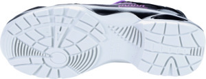 Shoe, black/violet VITALITY PLUS 439 ESD, S2 NB, EU shoe size: 40