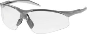 Comfort safety glasses, Lens tinting: CLEAR
