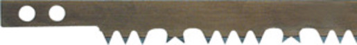 Bow saw with saw blade Rip-toothed, Blade length: 760 mm