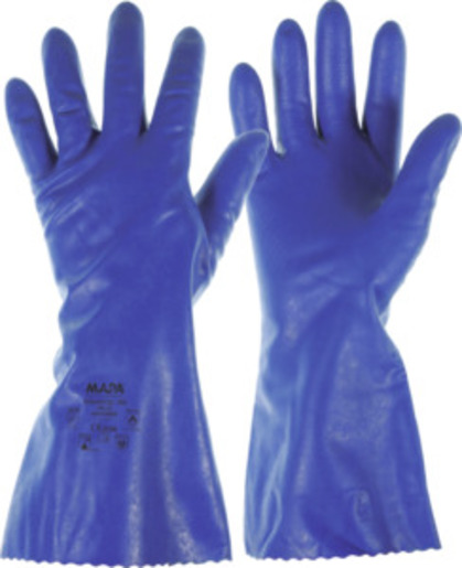 Pair of chemical protection gloves UltraNeo 382, Glove size: 10
