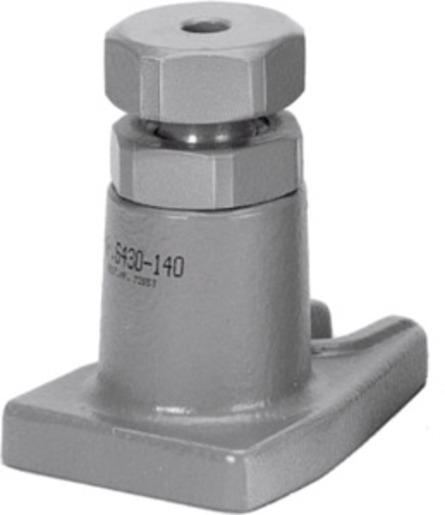 Atlas screw jack, highest support height: 200 mm