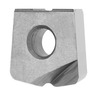 Milling insert ⌀ 8 mm Highfeed, Type: ALU