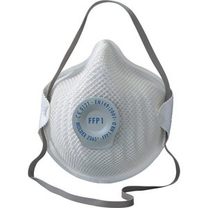 Fine dust mask P1-2365 with valve