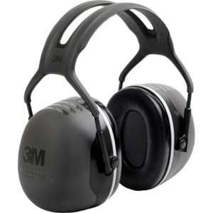 3M ear defenders X5A SNR 37 dB, black