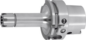 ER collet chuck Mini, HSK-A 63 A = 100, for ER collets: 11 ER