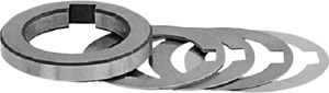 Arbor spacer ring, narrow, Inner ⌀xthickness b1: 40X0,2 mm