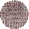 Velour-backed abrasive disc ABRANET, ⌀ 34 mm, Grit: 80