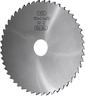 Metal circular saw blade coarse HZ, uncoated, ⌀xthickness: 160X2,5 mm