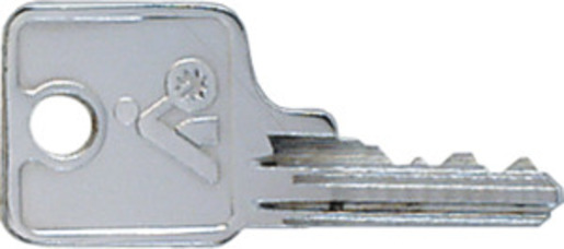 Replacement key, Lock number Ho (3-digit): 036