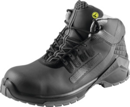 Lace-up boots, black VD 3800 SST SF ESD, S3 NB, EU shoe size: 45